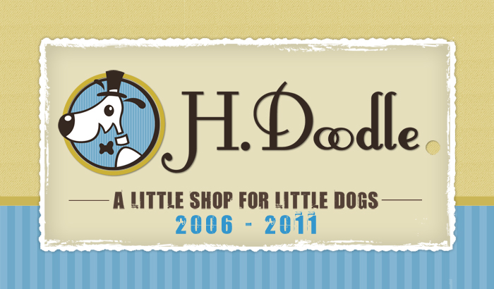 The H. Doodle Store is closed